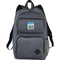 Graphite-deluxe-computer-backpack