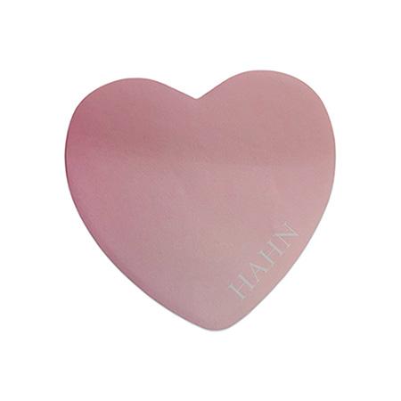Heart Shaped Sticky Note Pad