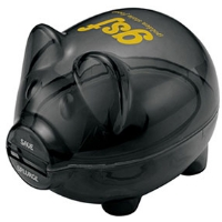 Imprinted-piggy-bank