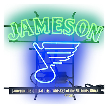 Jameson Neon Bar Sign