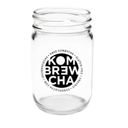 Custom Mason Jar Drinking Glass