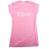 Ladies-laser-imprint-shirt