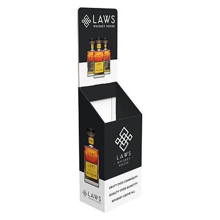 Laws Case Bin Display