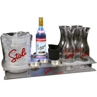 Led-bottle-service-tray-with-carafes-and-ice-bucket