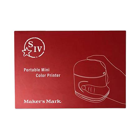 Custom Maker's Mark Packaging