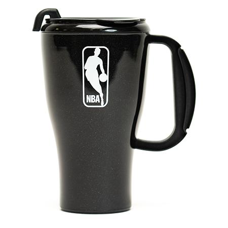 NBA Printed Travel Mug