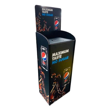 Pepsi Elevator Display