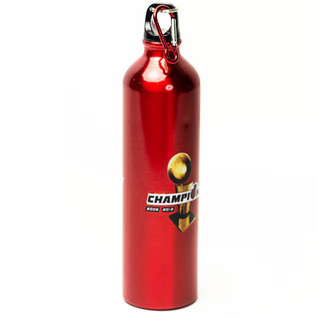 Branded Stainless Steel Water Bottle