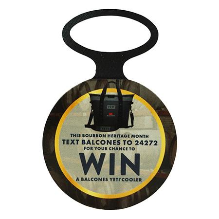 Balcones Contest Bottle Necker