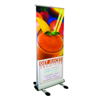 Retractable-banner