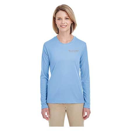 Screen Printed Long Sleeve Shirt