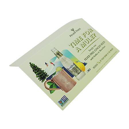 Fever-Tree Mule Shelf Talker