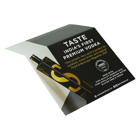Smoke Lab Shelf Talker