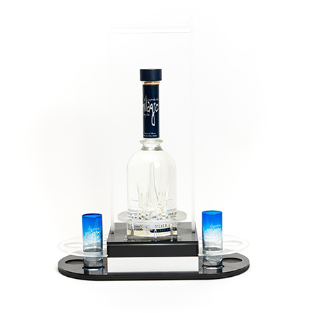 Custom Tequila Shot Tray