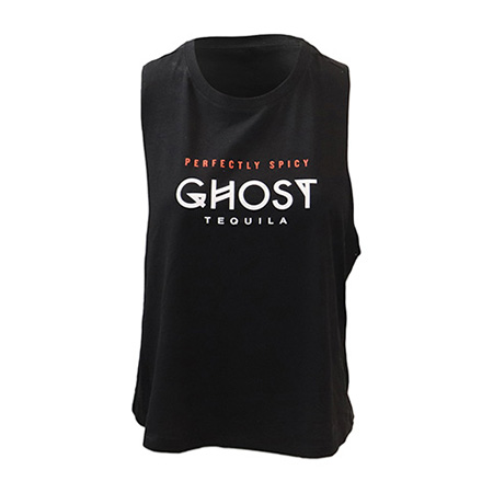 Ghost Tequila Tank Top