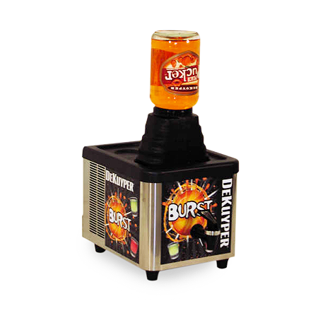 Shot Chiller Dispenser