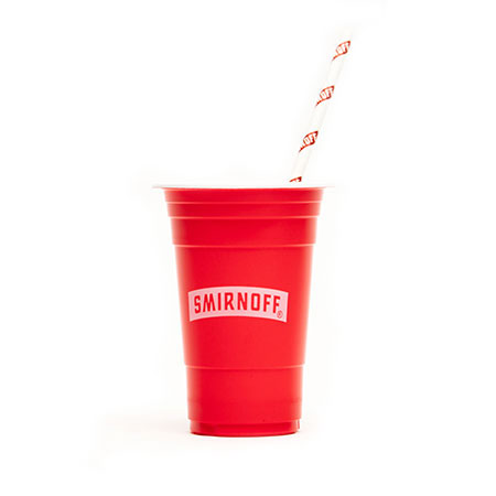 Red Solo Cups with Logo