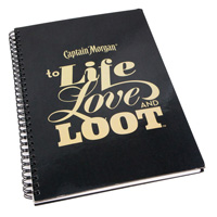 Spiral-notebook