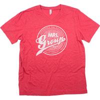Tri-blend-v-neck-shirt-retail-look