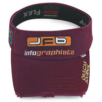 Visor-with-embroidery