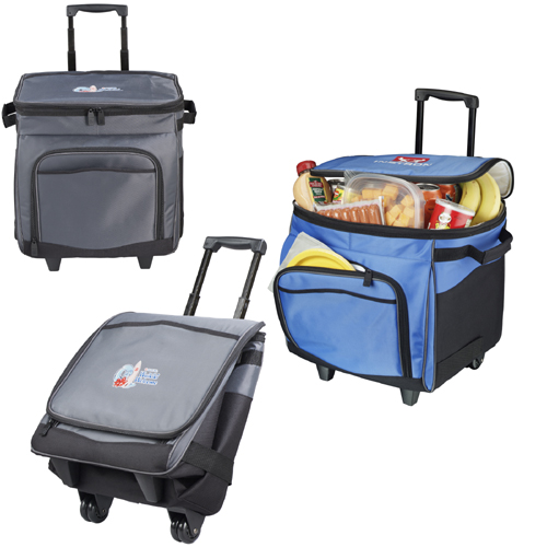 Wheeled-cooler-bag