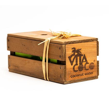 Wood Crate Packaging