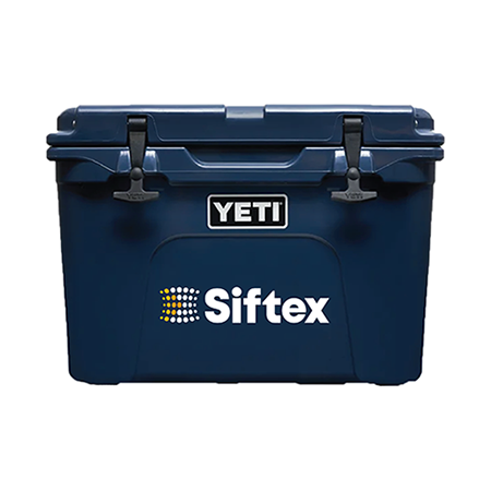 Custom Yeti Cooler
