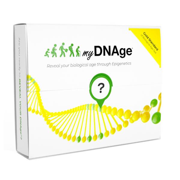 mydnage biological age test kit
