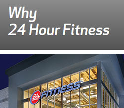 24 Hour Fitness Clubs in the USA