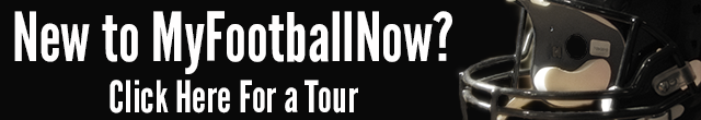 New to MyFootballNow?  Click here for a tour!