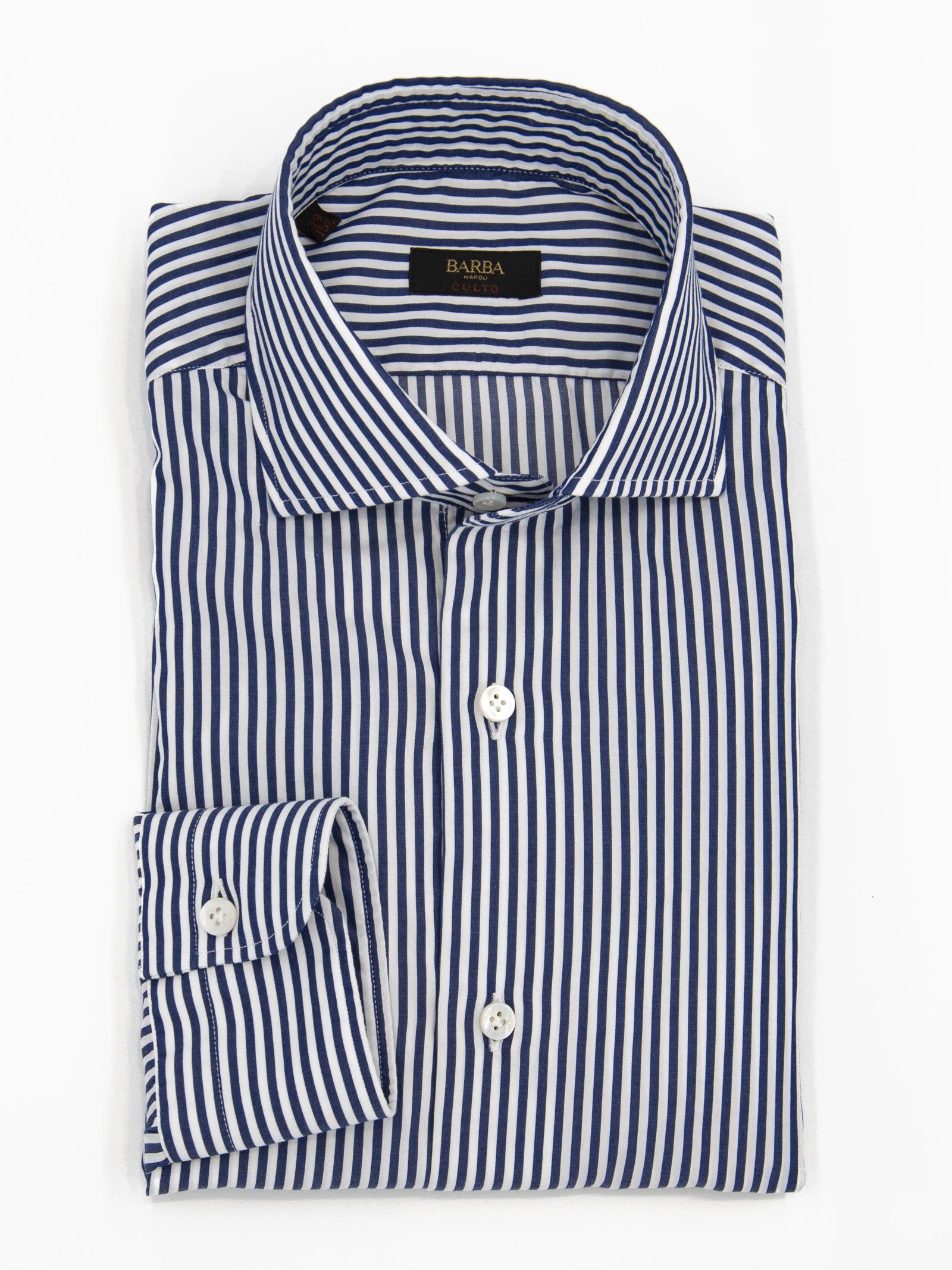 Camicia rigo sottile BARBA | 6 | K1U13 663802