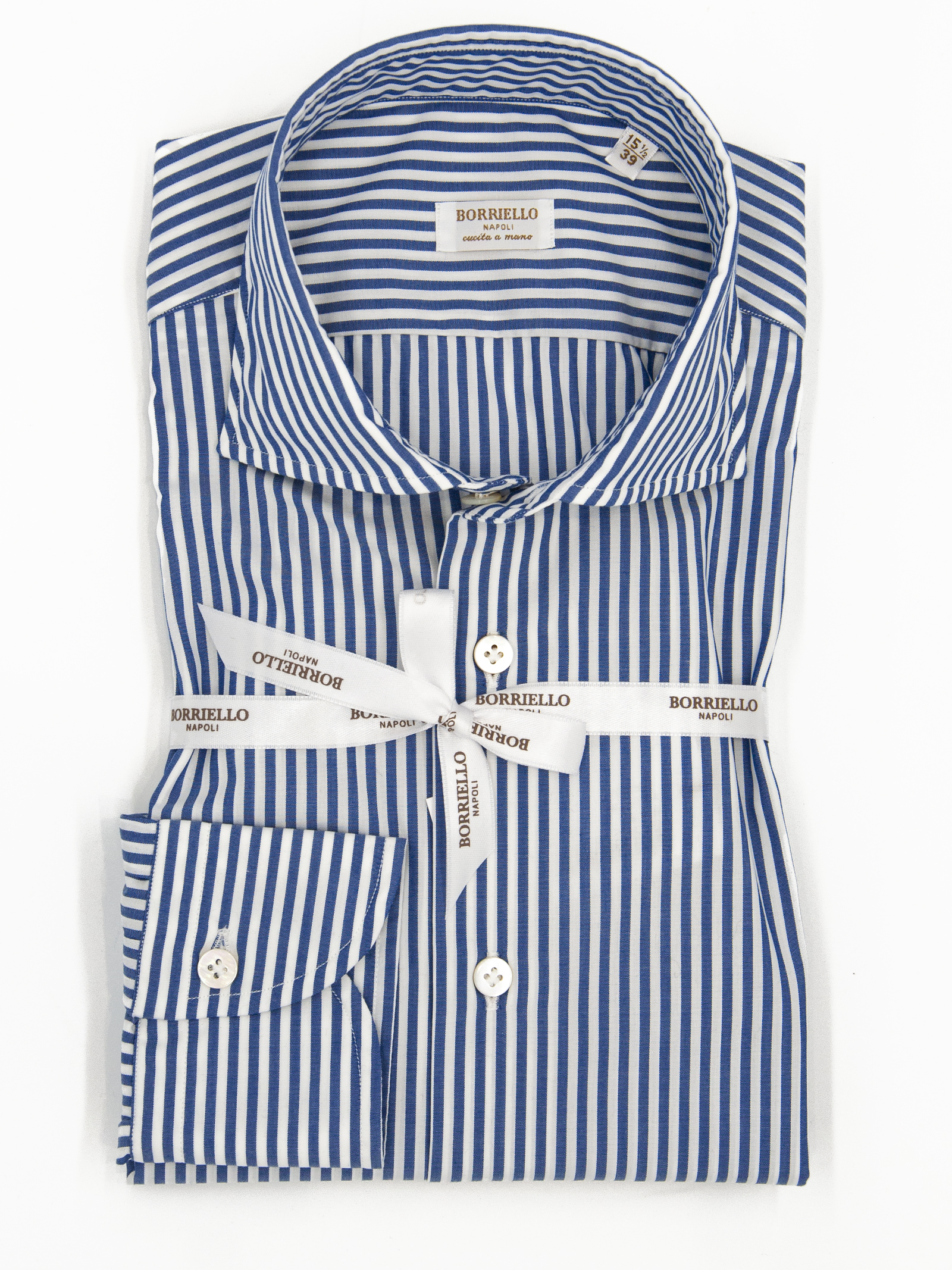 Camicia Riga BORRIELLO | 6 | 90095