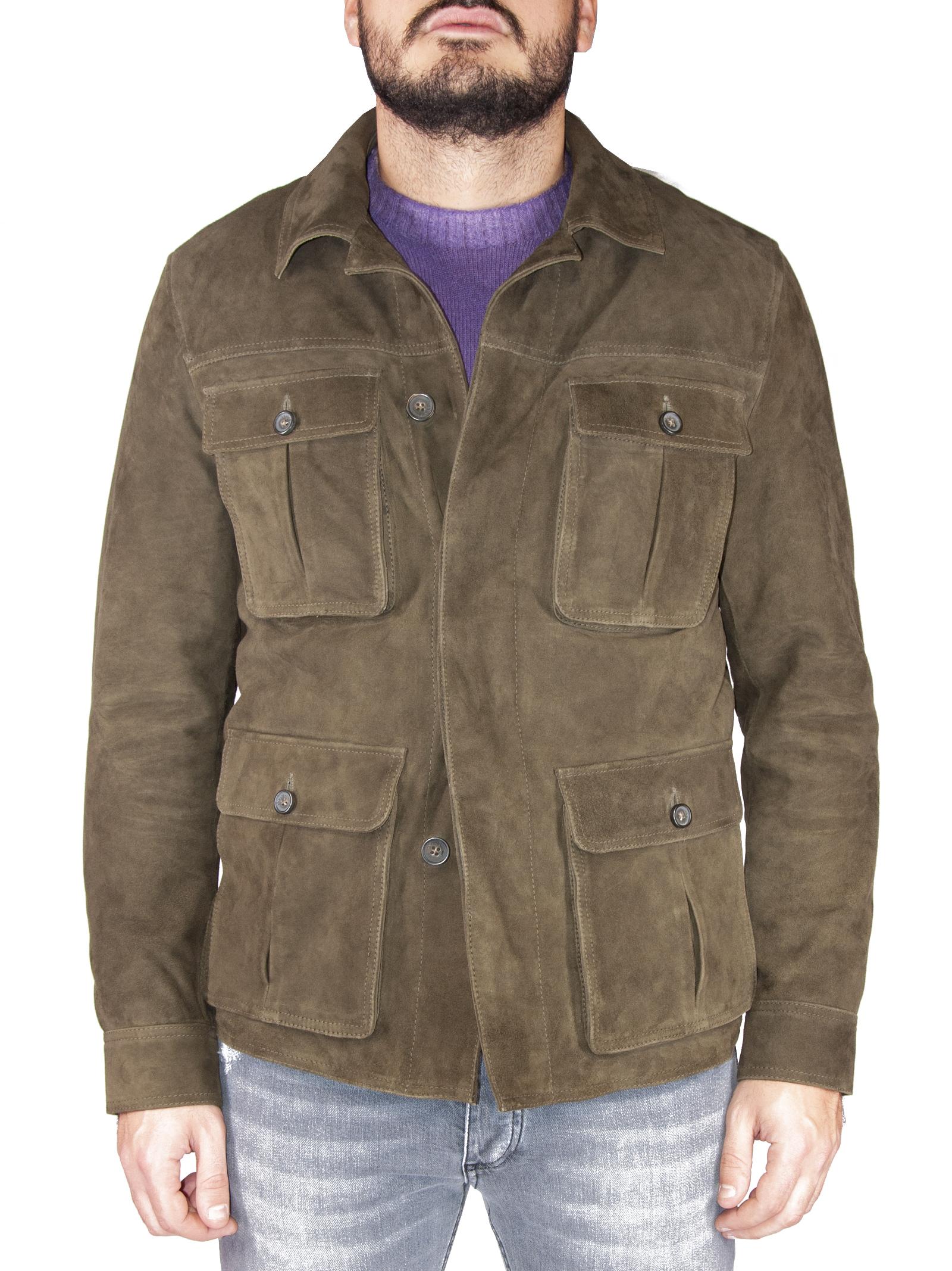 field jacket D