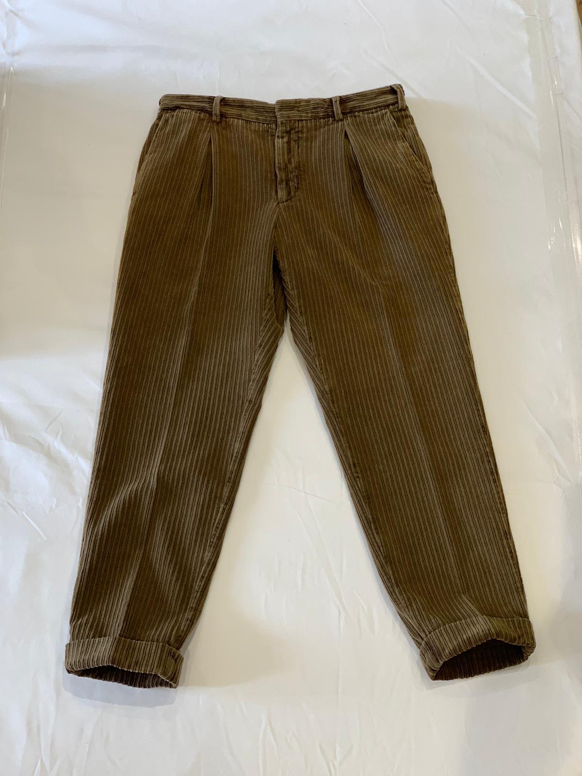 Pantalone Velluto GERMANO | 9 | 5CGS 9926640