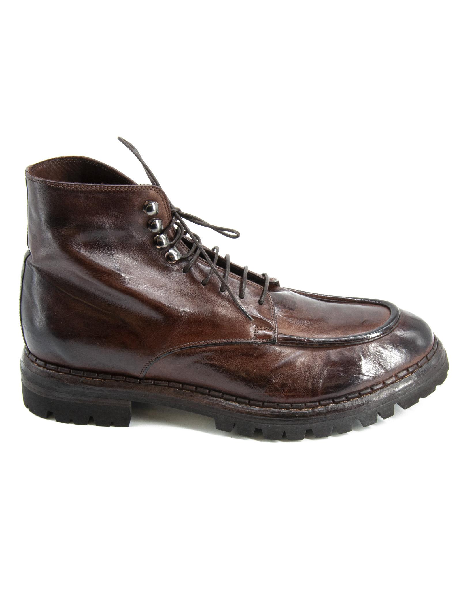 boots norvegese Lemargo | 20000013 | BZ20ARANCH TEAK