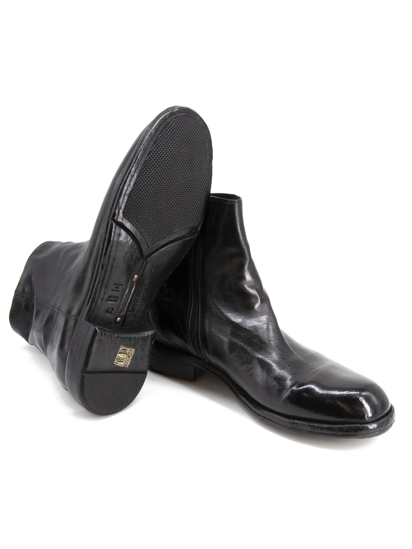 boots zip laterale Lemargo | 20000013 | DF05ASKIP NERO