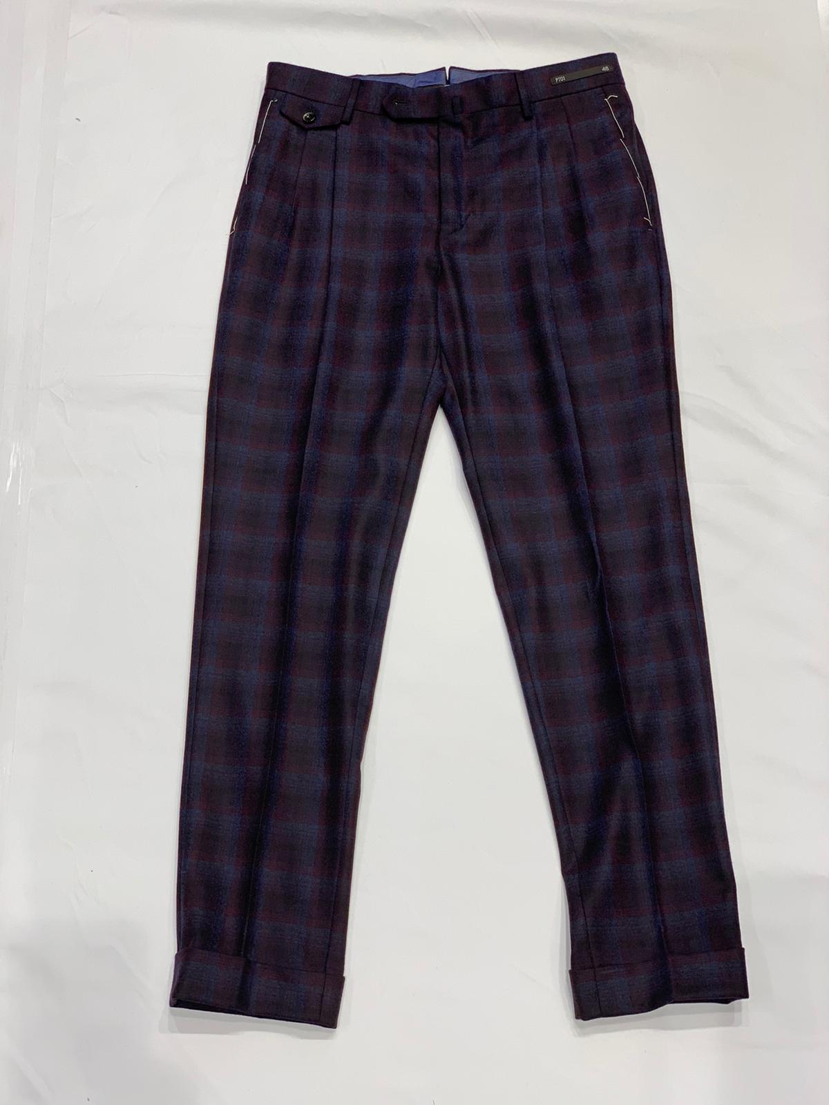 Pantalone quadro PT01 | 10000010 | GF21ZP0CL1 RE79360