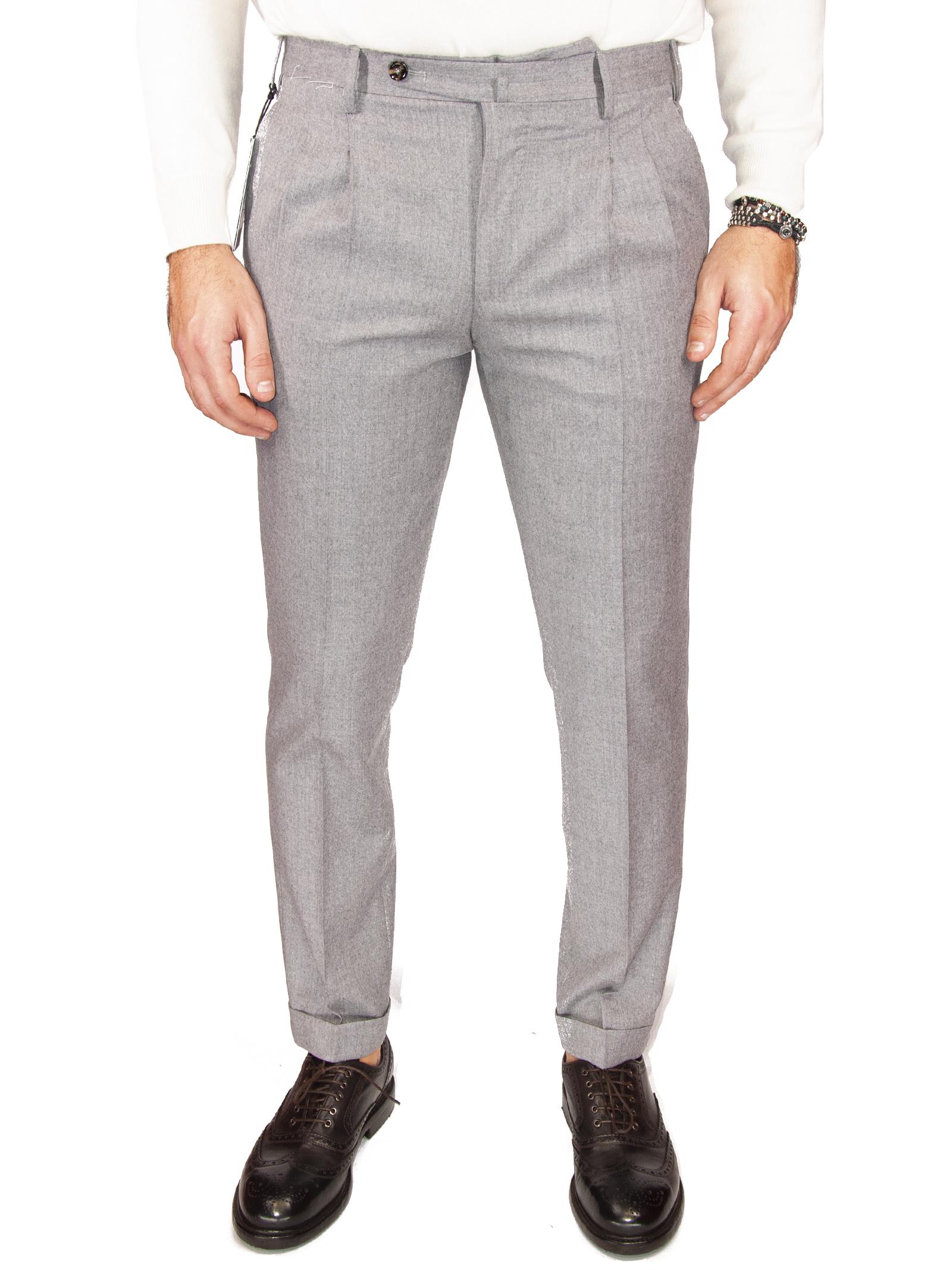 Pantalone Preppy fit PT01 | 9 | HF22ZS0 CM13220