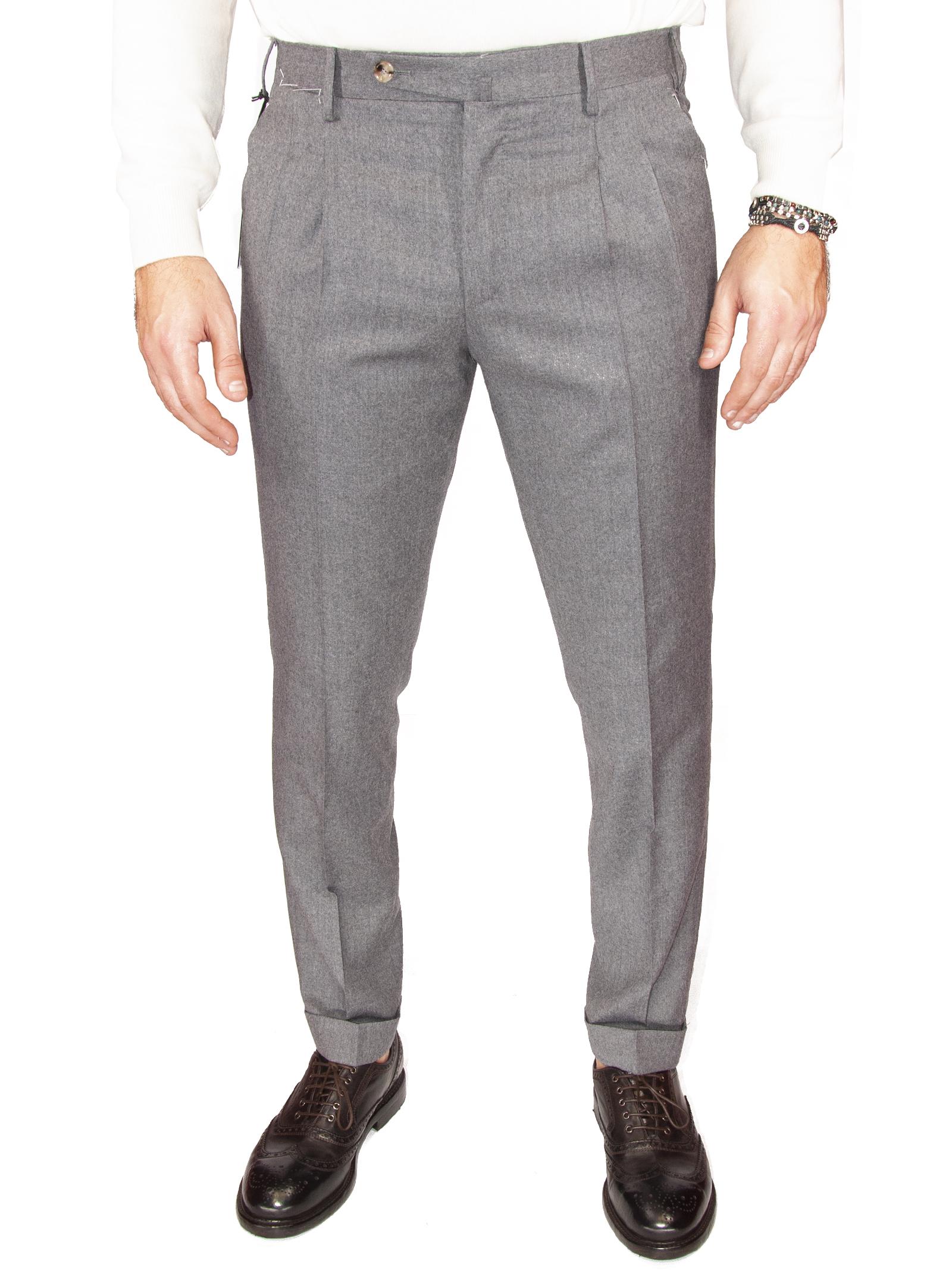 Pantalone Preppy fit PT01 | 9 | HF22ZS0 CM13230