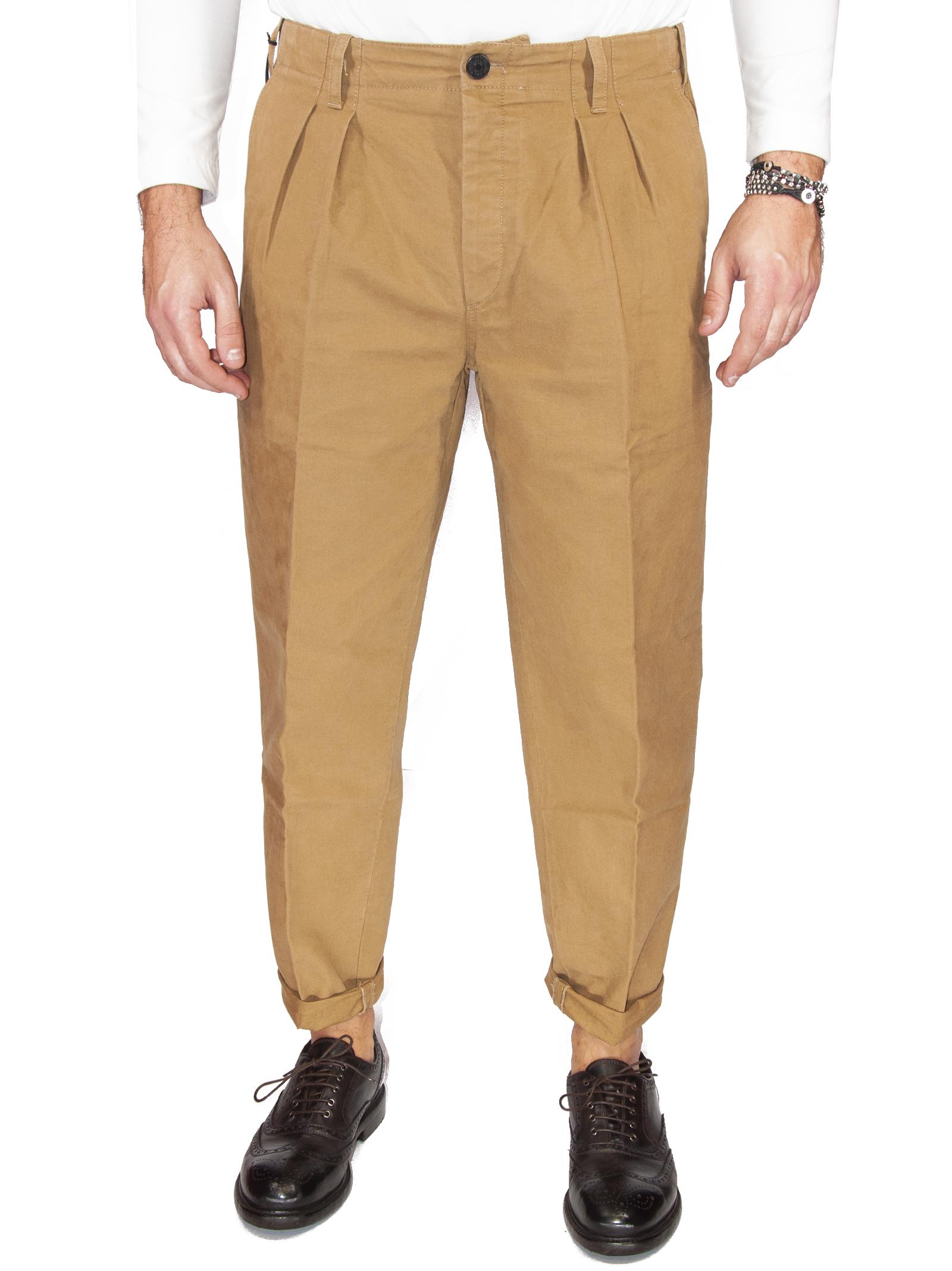 Pantalone Carrot fit PT01 | 9 | ZLG2B00NW0 BP3590
