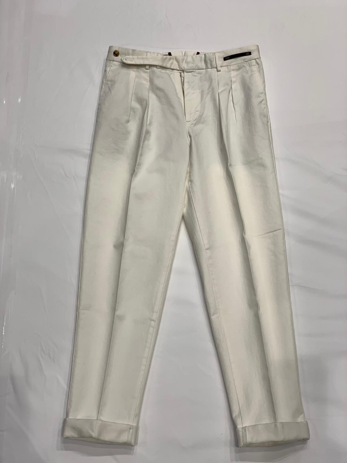 Pantalone PT01 PT01   10000010   ZTCLZ00BOC NU110010