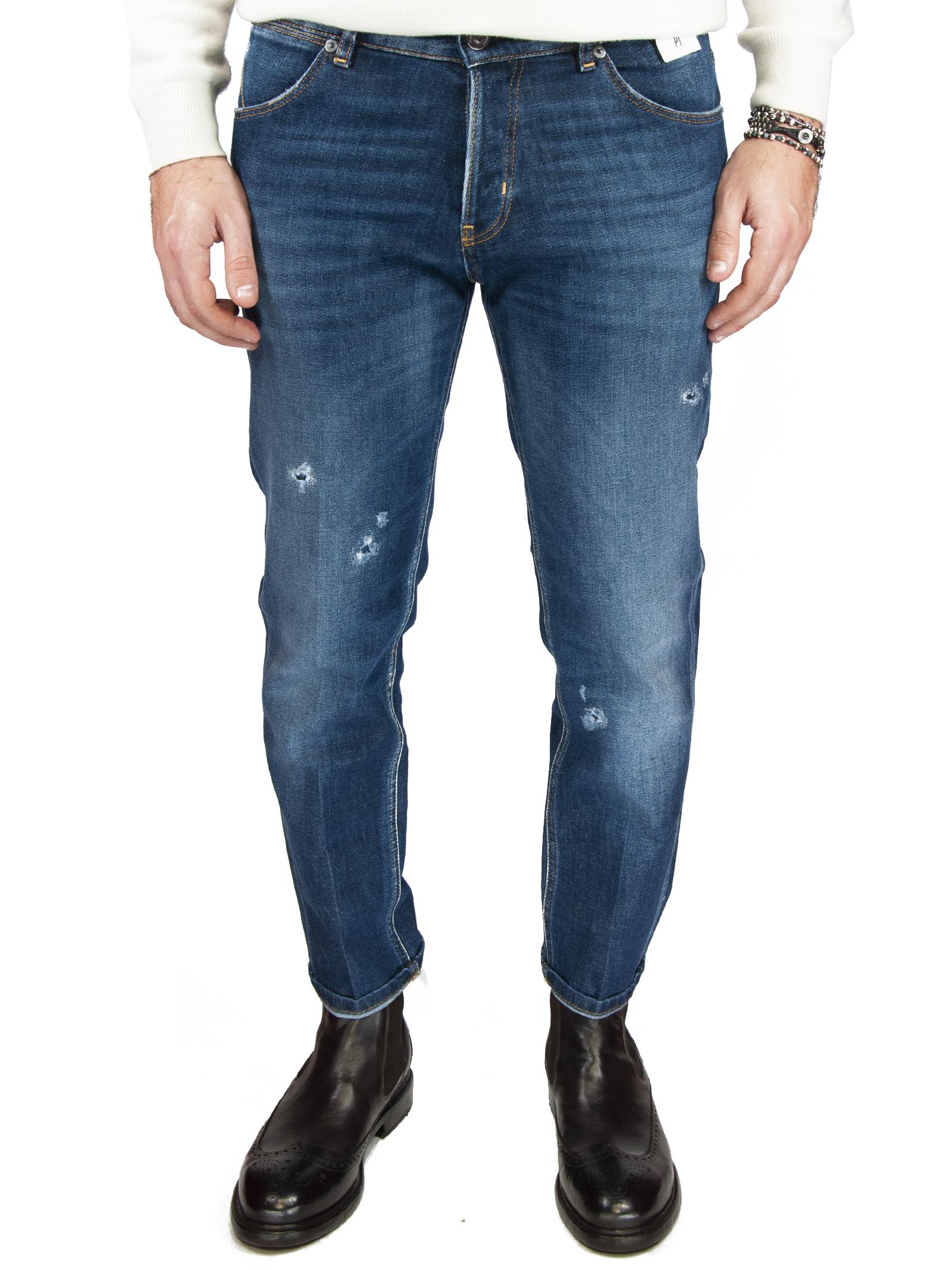 Jeans reggae PT05 | 24 | TJ05B20BAS TX22MS87
