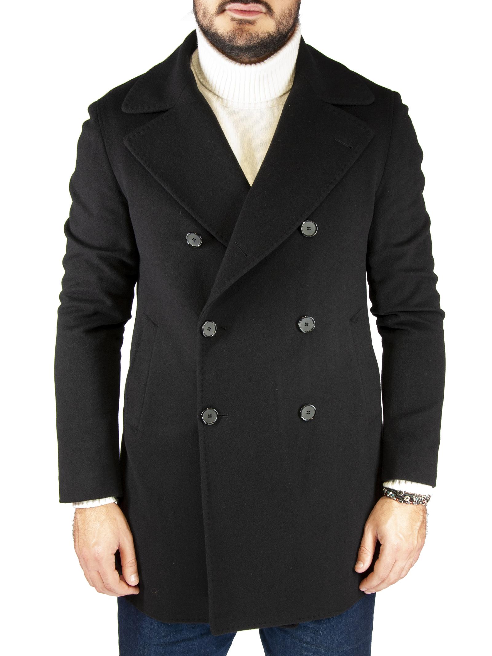 Cappotto Doppio petto TAGLIATORE   17   C-STE35UIC082N3505