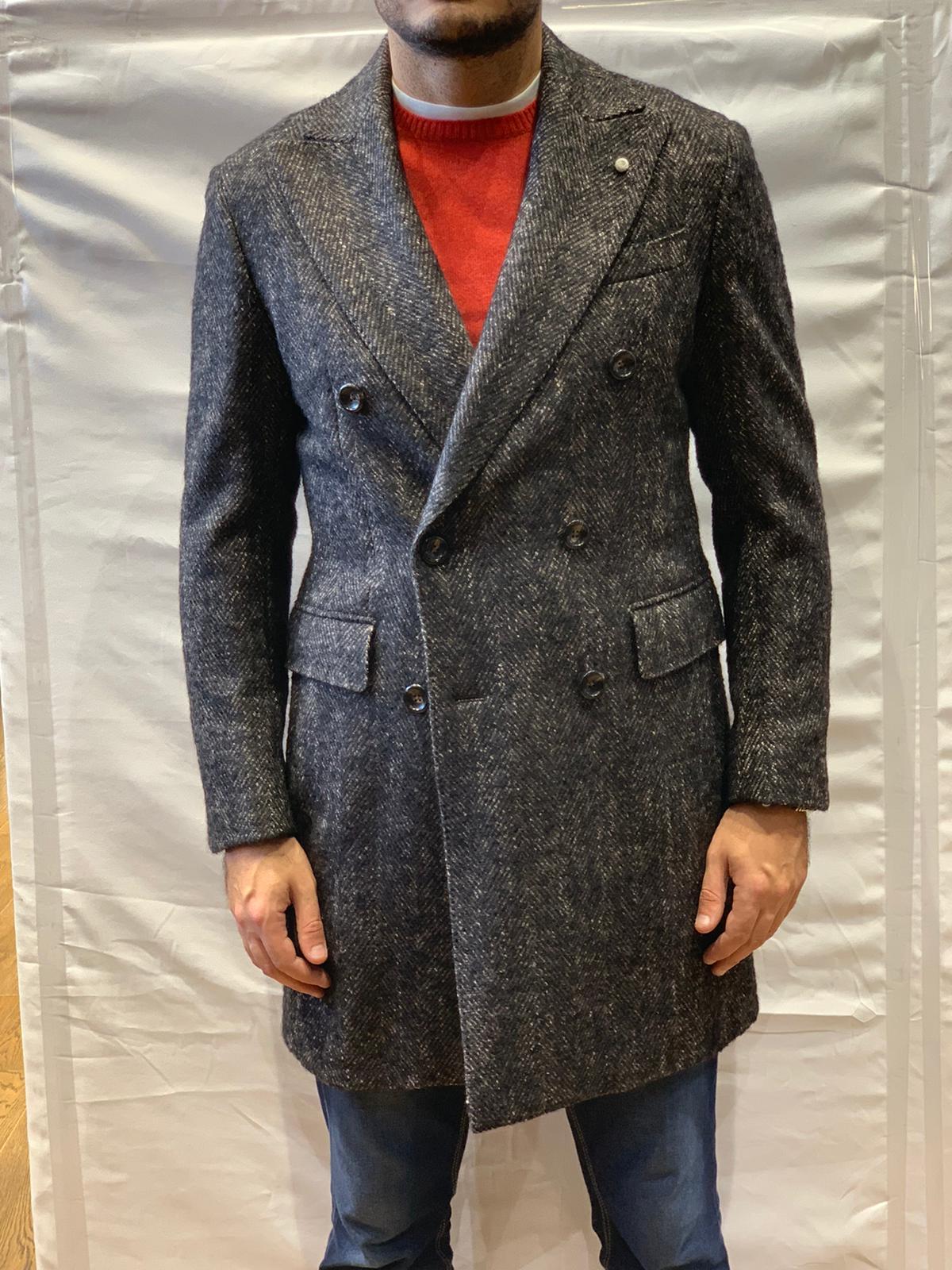 Cappotto doppio petto BRANDO | 10000011 | 97032 738402