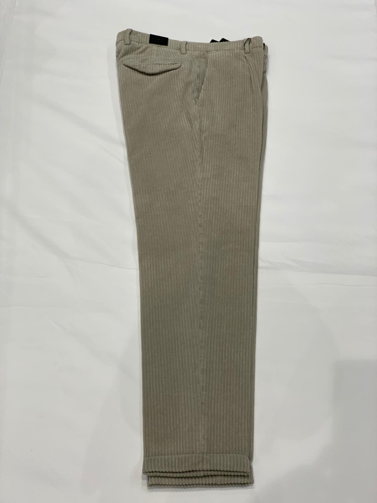 Pantalone Velluto BRIGLIA | 10000010 | BG21 49721733
