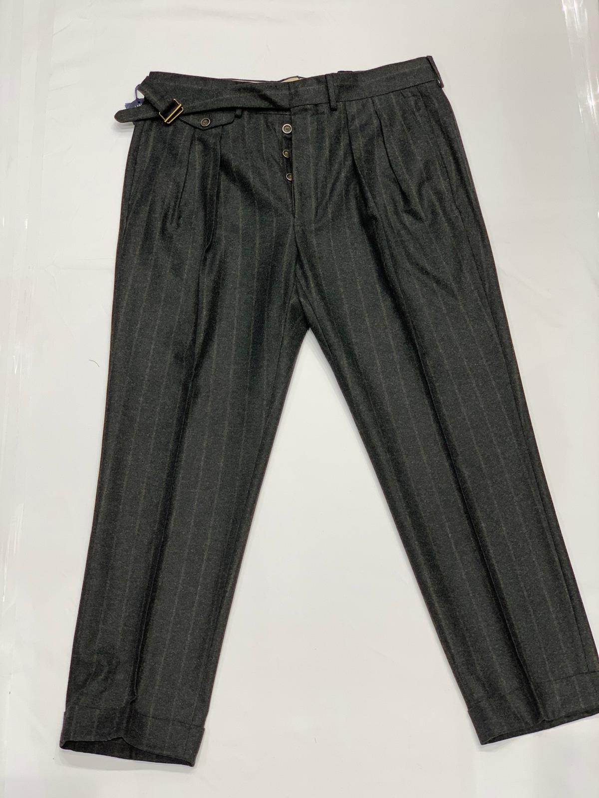 Pantalone Gessato LARDINI | 9 | LUXOR3 IL53073950