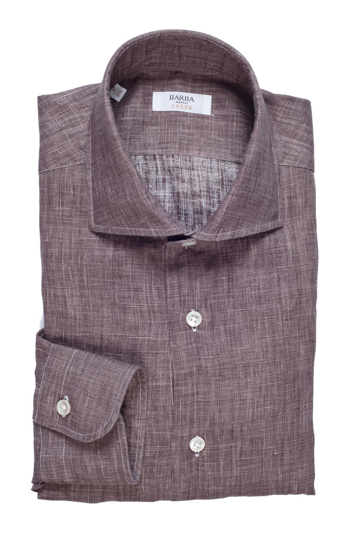camicia BARBA CULTO   6   K1U13 534807