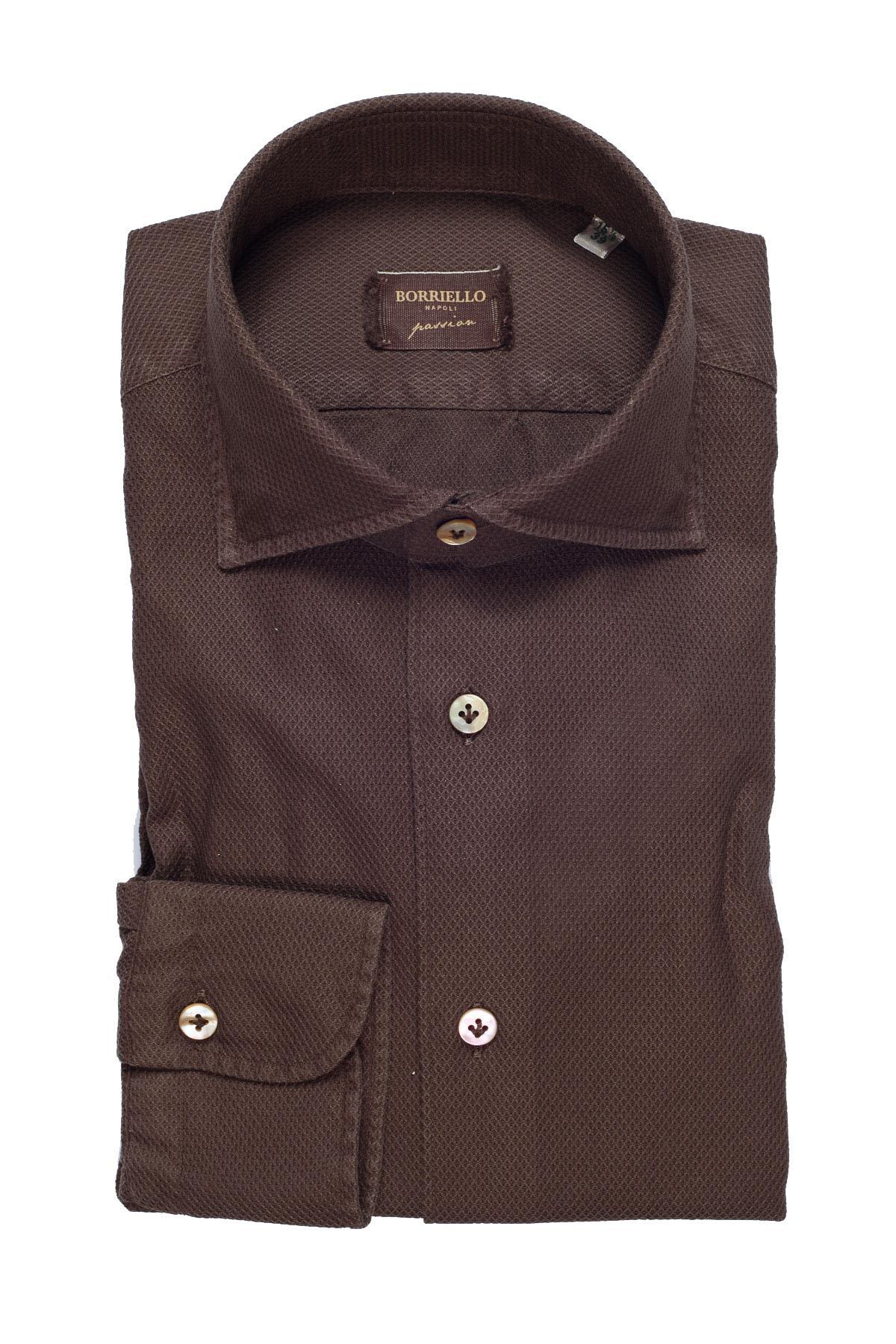 camicia BORRIELLO   6   611109