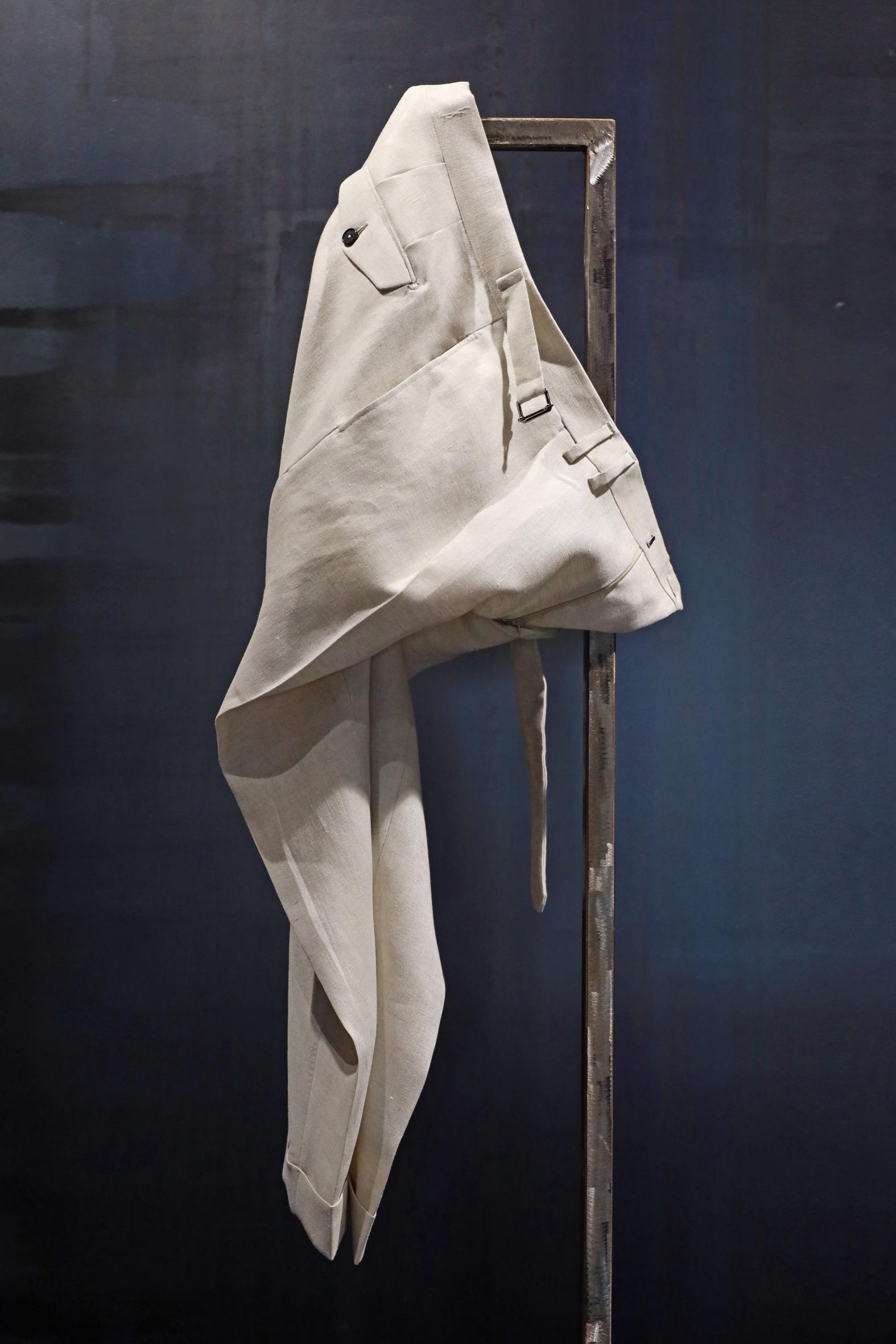 Pantalone cotone BE ABLE   9   GEORGE LLAPNATURALE