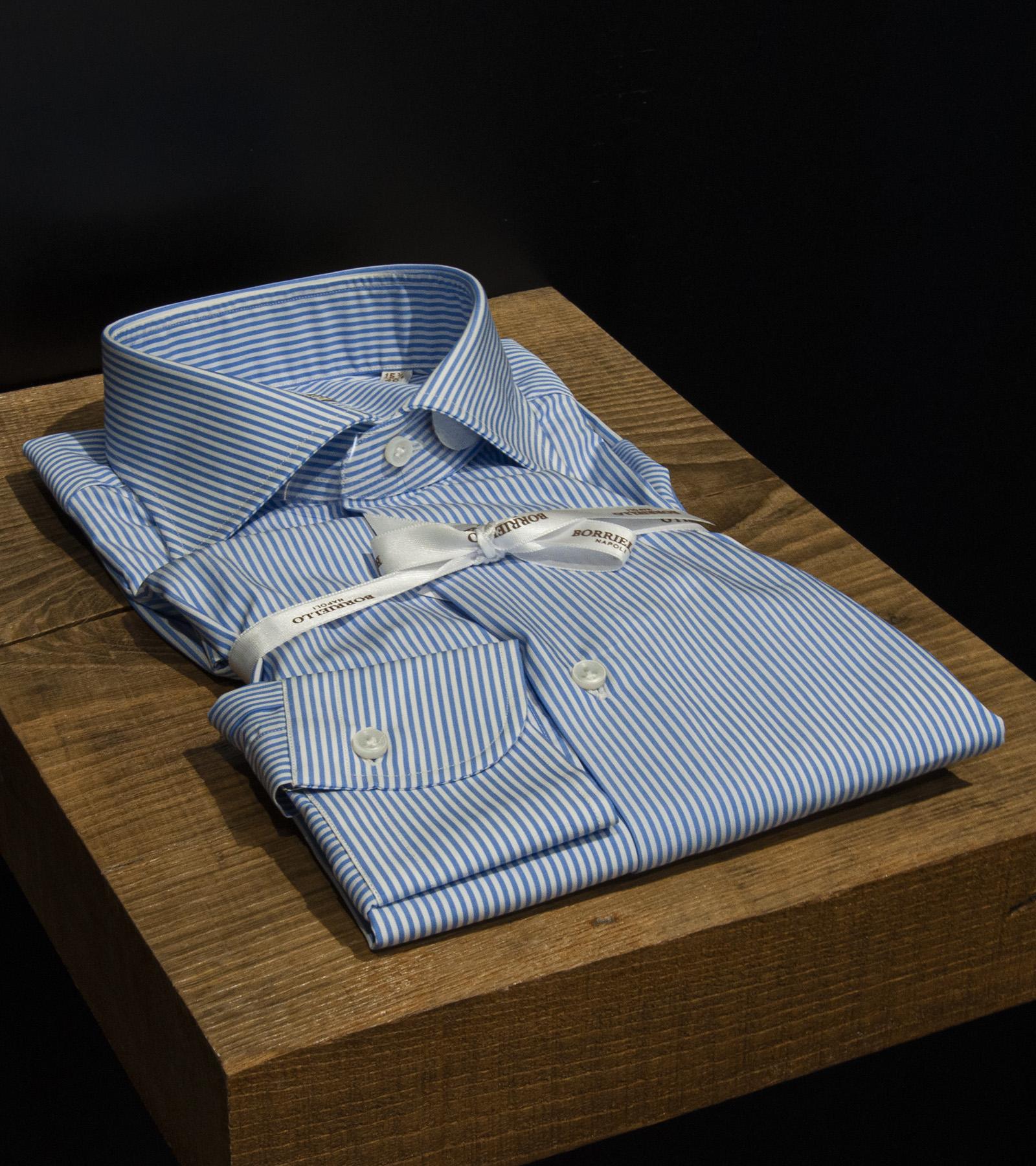 Camicia Borriello BORRIELLO   6   140133